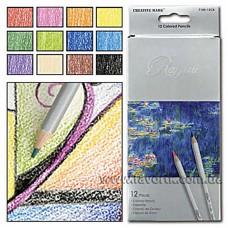 Набір олівців Marco Raffine 7100-12СВ 12 кольорів