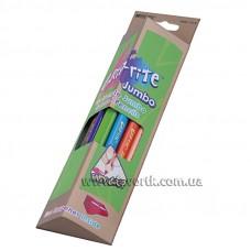 Набір олівців Marco Grip-rite 9100-12CB 12 кольорів