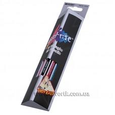 Олівець графітний Marco Grip-rite 9001 НВ з ластиком