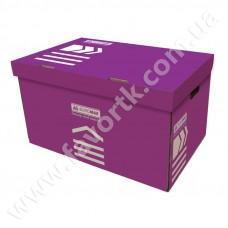 Контейнер для архівних боксів ВМ фіолетовий