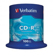 CD-R Verbatim 52x C100