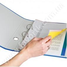 Розділювач цифровий А4 5шт кольоровий з листом опису Donau