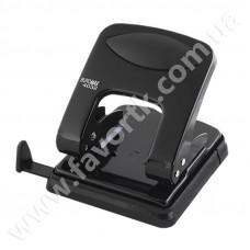 Дірокол банківський ВuroМax 4032 40арк чорний