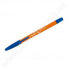 """Ручка кулькова BM """"Orange"""" синя"""