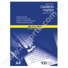 Папір копіювальний А4 ВМ 100арк синій