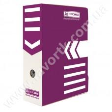 Бокс для архівації 100мм ВМ фіолетовий