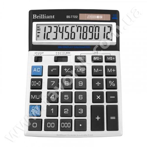 Калькулятор BS-7722