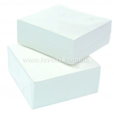 Папір для нотаток 85х85мм Economix  400арк  білий