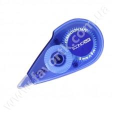 Коректор стрічка 5мм*8м Economix 41301