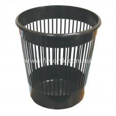 Кошик для сміття пластиковий 10л чорний