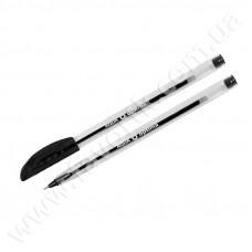 Ручка кулькова Aqua Optima 15654 чорна