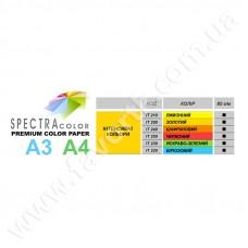 Папір кольоровий А4 Spectra Color інтенсив 80г/м2