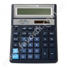 Калькулятор Citizen SDC-888T синій