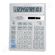 Калькулятор Citizen SDC-888T білий