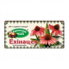 Чай в пакетиках Карпатський чай Ехінацея 20*1,35г