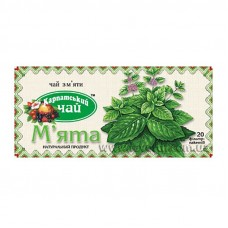 Чай в пакетиках Карпатський чай М'ята 20*1,35г