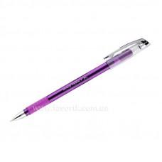 Ручка кулькова Fine Point Dlx фіолетова