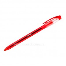 Ручка гелева Trigel червона