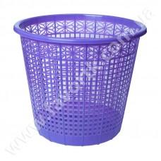 Кошик для паперів 8 л, ZiBi, фіолетовий
