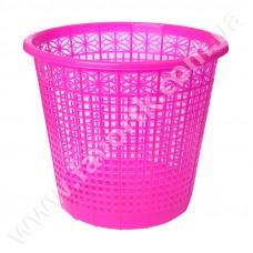 Кошик для паперів 8 л, ZiBi, рожевий